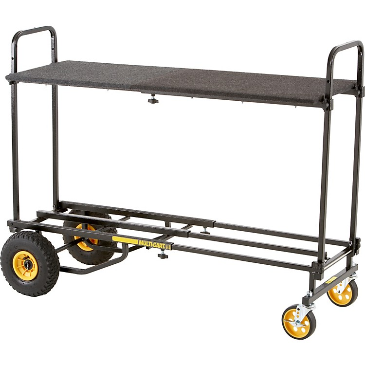 Rock N RollerMulti-Cart R10RT Max with Shelf