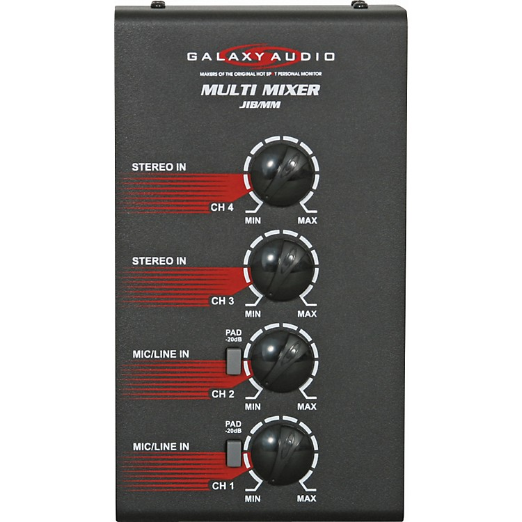 Galaxy Audio Multi Mixer