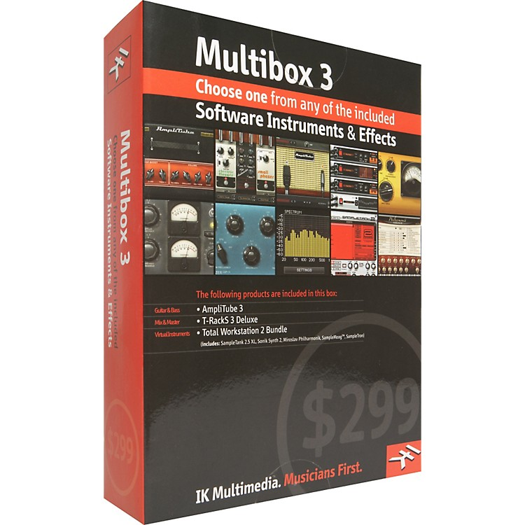 IK MultimediaMultiBox 3