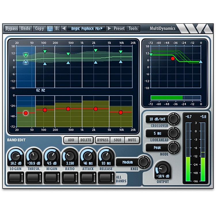 Wave Arts MultiDynamics - AAX DSP Software Download Software Download