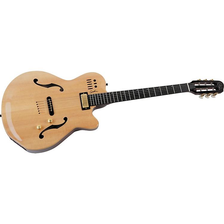 GodinMultiac Jazz Guitar with Spruce Top