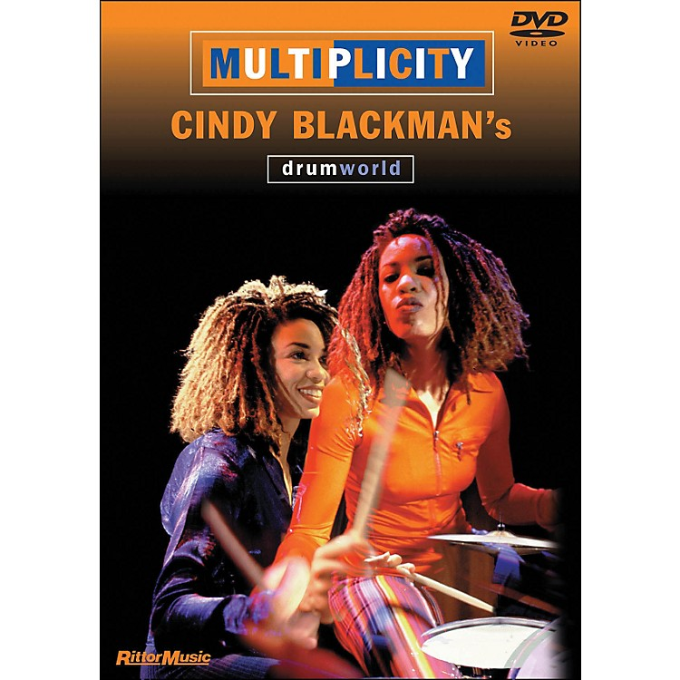 Hal LeonardMultiplicity: Cindy Blackman's Drumworld (DVD)