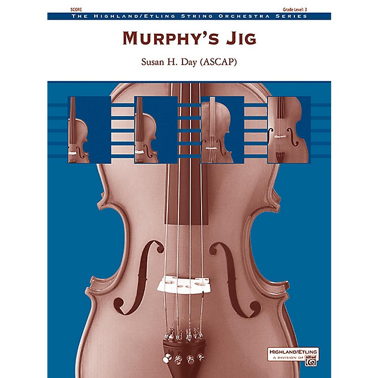 Alfred Murphy's Jig String Orchestra Grade 3