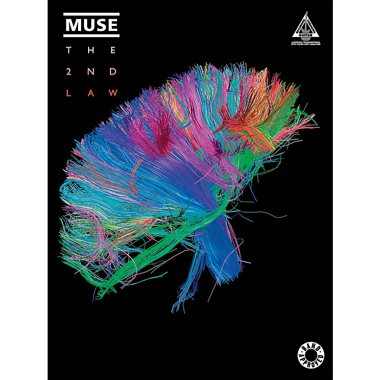 Hal Leonard Muse - The 2nd Law Guitar Tablature Songbook
