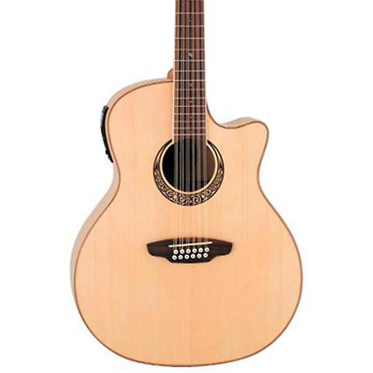 Luna GuitarsMuse 12-String Acoustic-Electric Guitar