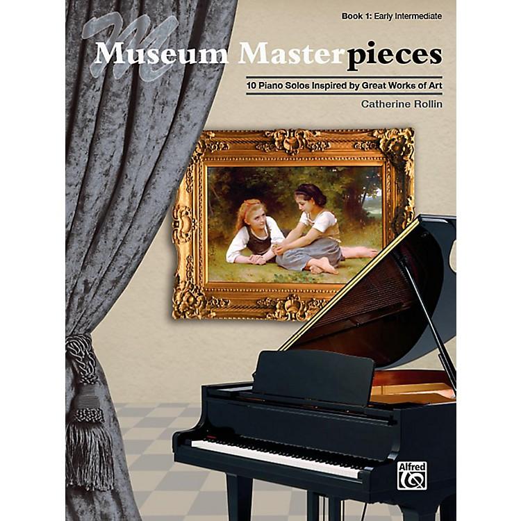 AlfredMuseum Masterpieces, Book 1 - Early Intermediate