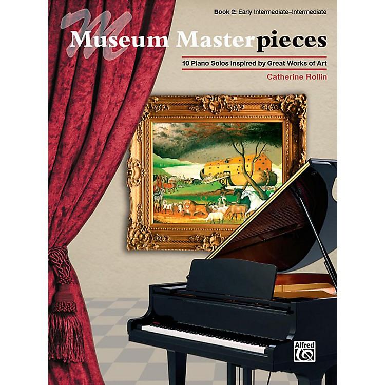 AlfredMuseum Masterpieces, Book 2 - Early Intermediate / Intermediate