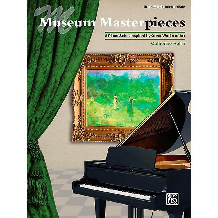 AlfredMuseum Masterpieces, Book 4 - Late Intermediate