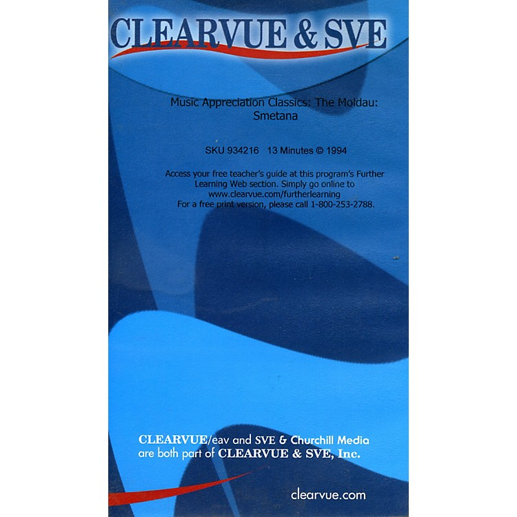 Clearvue Music Appreciation The Moldau