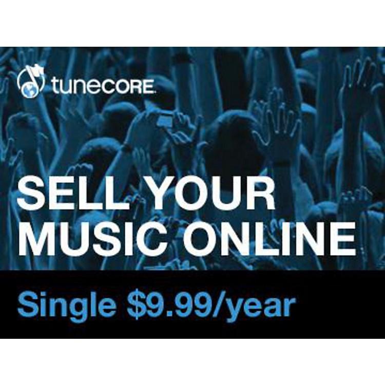 TUNECOREMusic Distribution - Single