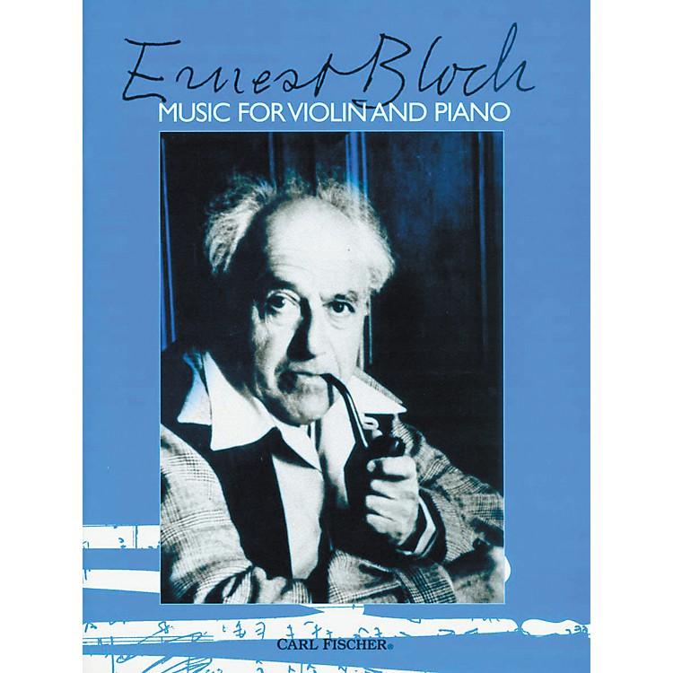 Carl FischerMusic For Violin And Piano