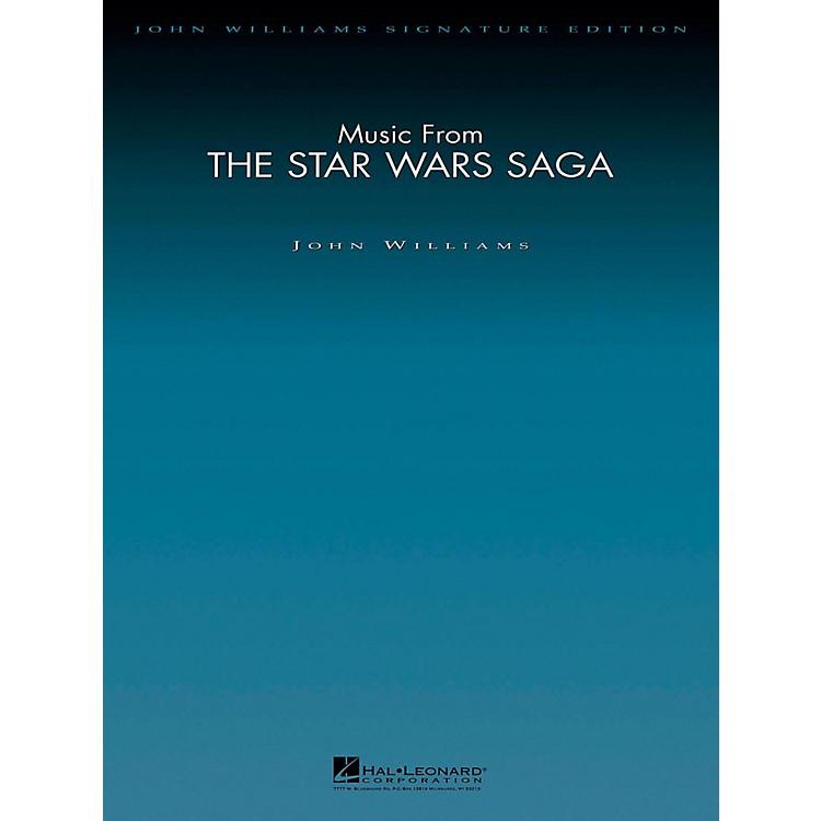 Hal LeonardMusic From The Star Wars Saga - John Williams Signature Edition Orchestra Score and Parts