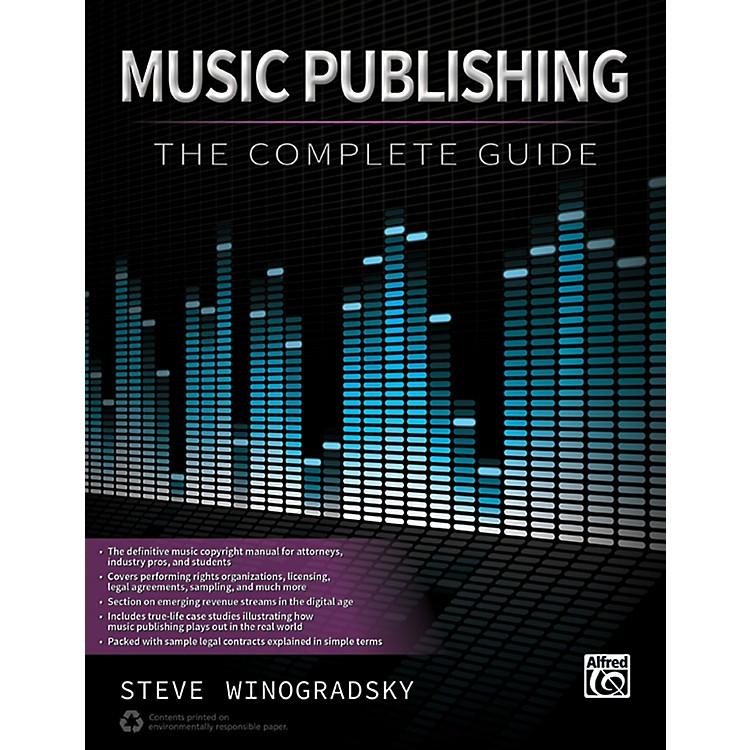 AlfredMusic Publishing The Complete Guide Book