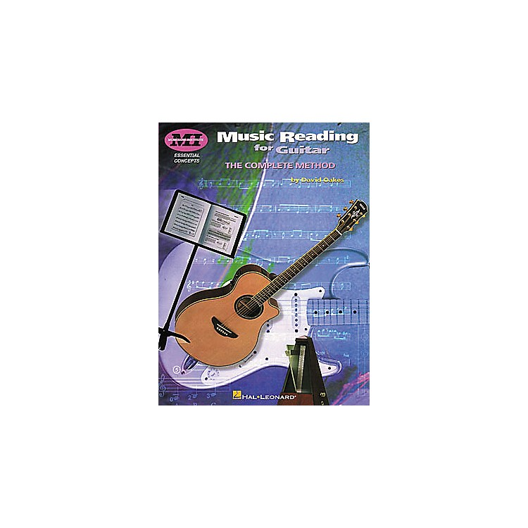 Hal Leonard Music Reading for Guitar