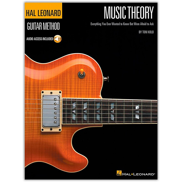 Hal Leonard Music Theory for Guitarists (Book and Online Audio Package)