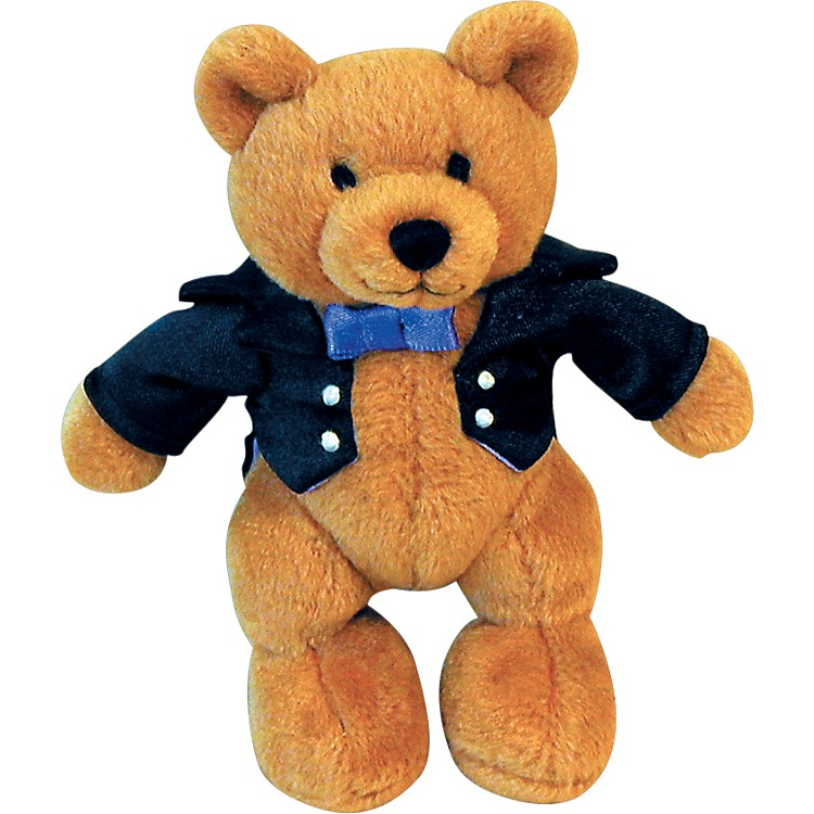 AlfredMusic for Little Mozarts Plush Toy -- Beethoven Bear (Level 1-4)