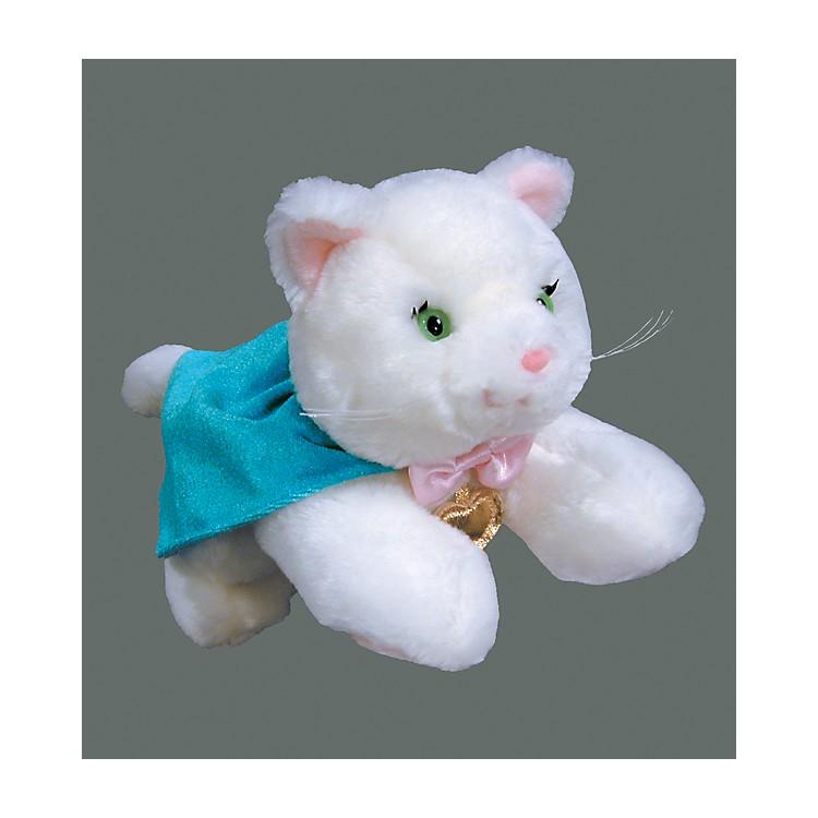 AlfredMusic for Little Mozarts Plush Toy -- Clara Schumann-Cat (Level 2-4)