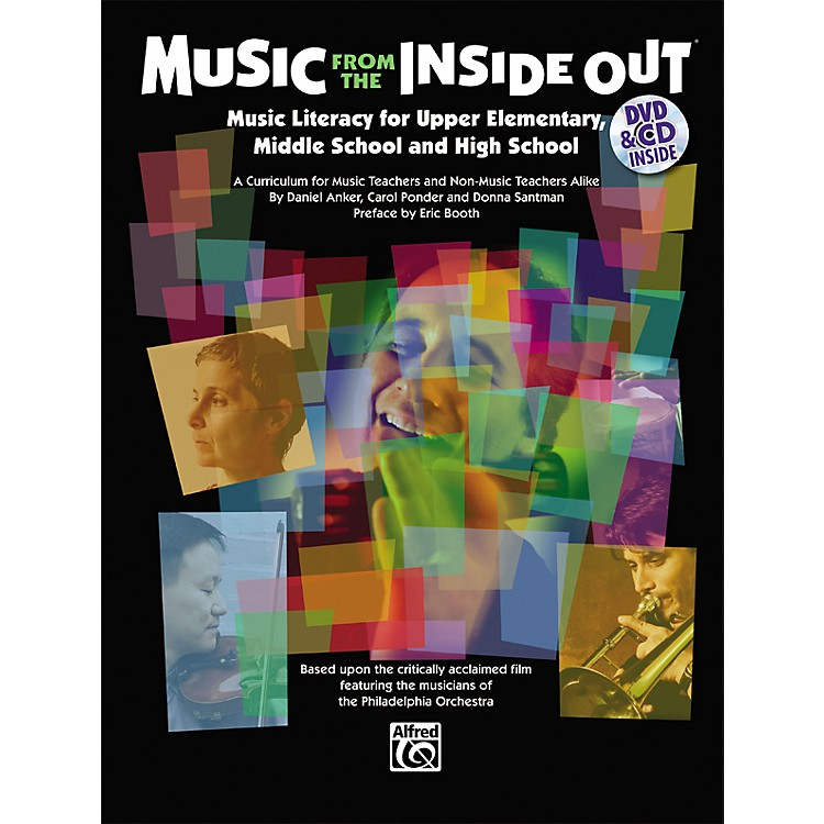 AlfredMusic from the Inside Out - Book, Listening CD, and Teacher's DVD