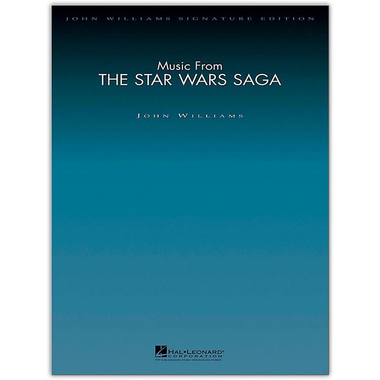 Hal LeonardMusic from the Star Wars Saga - John Williams Signature Edition Orchestra Deluxe Score