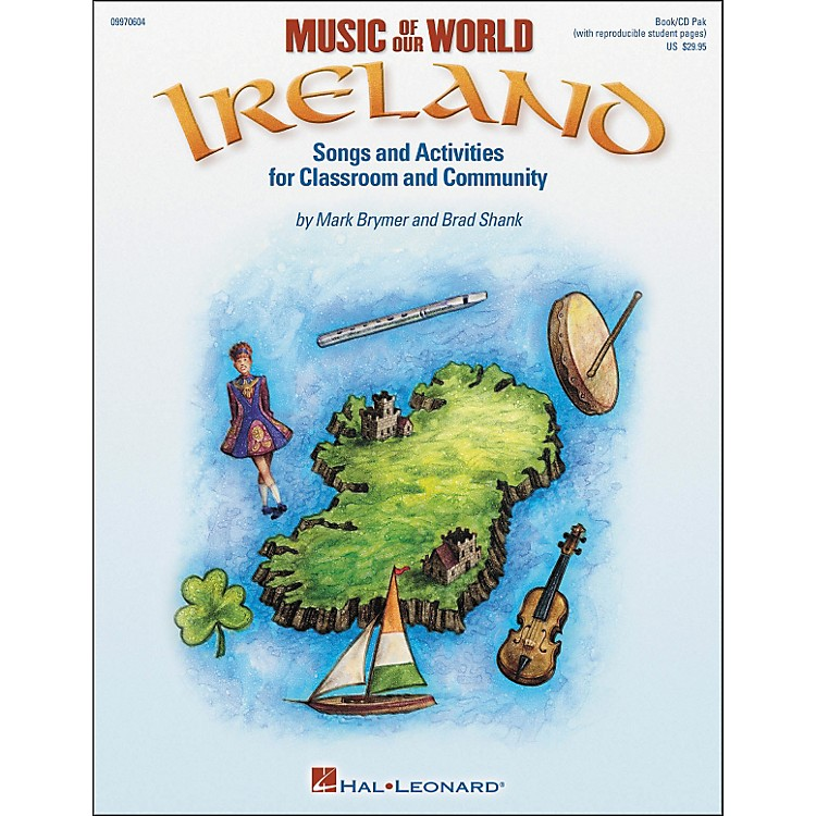 Hal Leonard Music of Our World - Ireland
