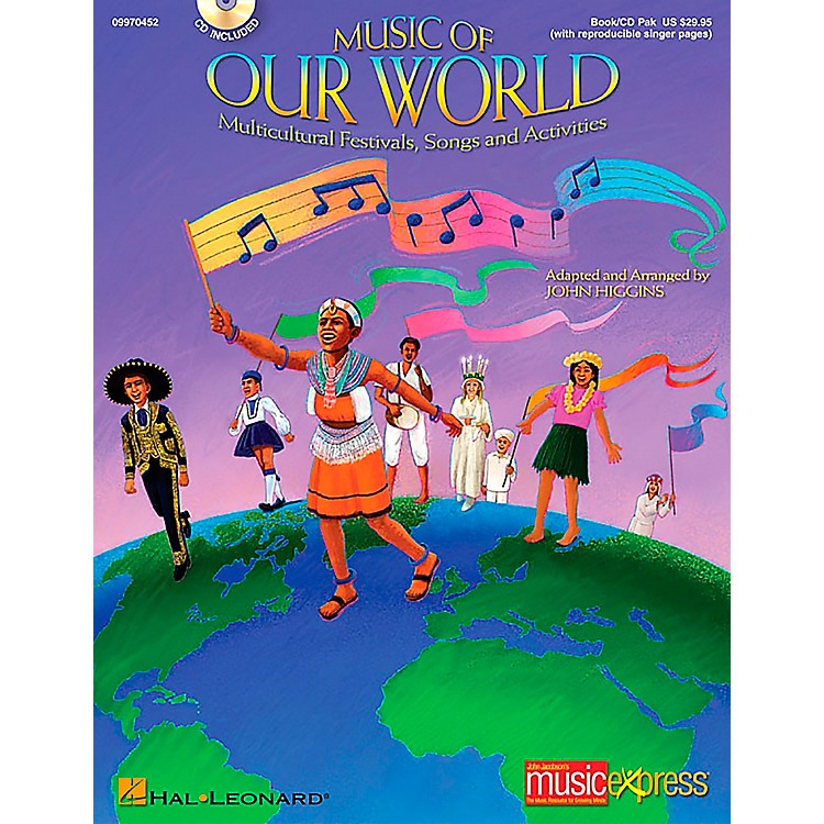 Hal Leonard Music of Our World