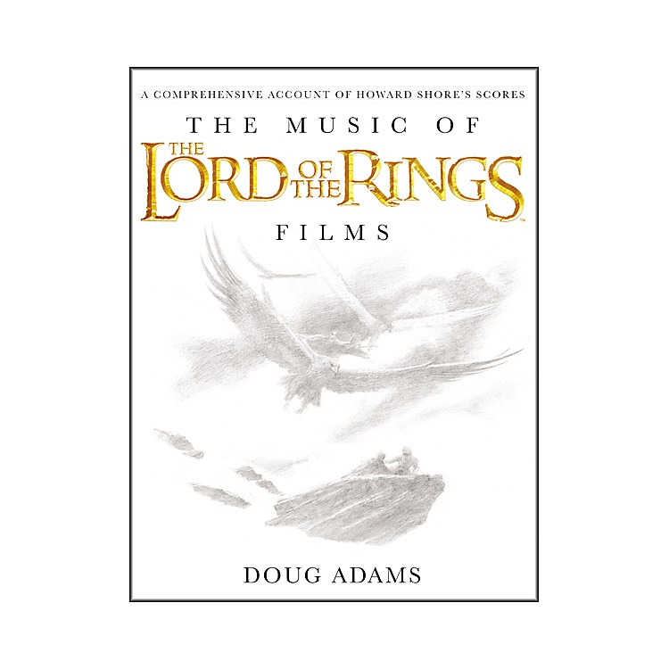 AlfredMusic of The Lord of the Rings Films Book & CD