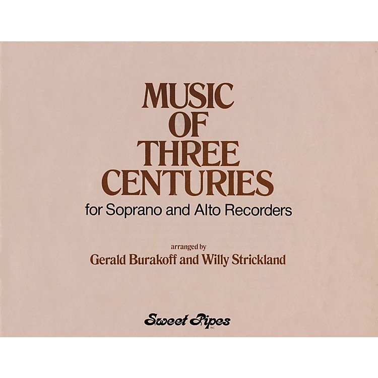 Rhythm Band Music of Three Centuries