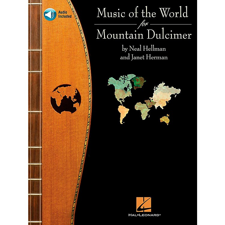 Hal Leonard Music of the World for Mountain Dulcimer Book/CD