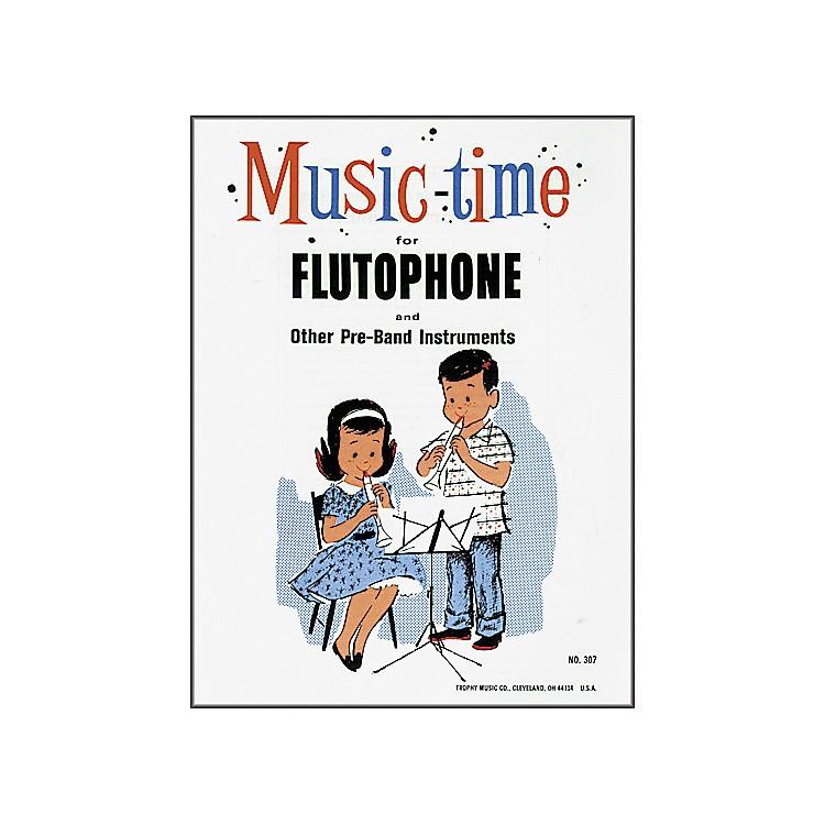 Grover-TrophyMusic-time Flutophone Method Book