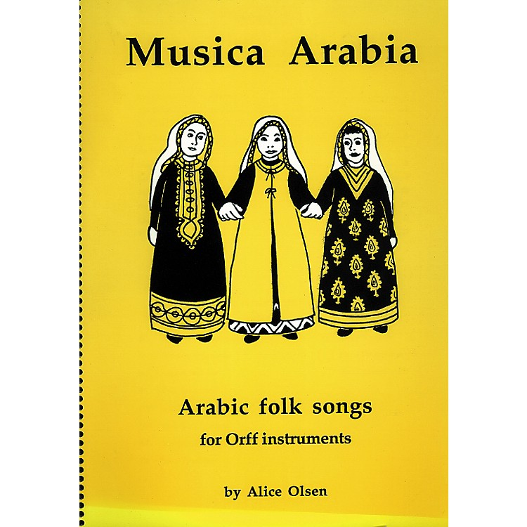 Alice Olsen Publishing Musica Arabia
