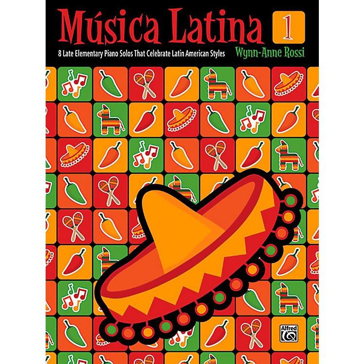 AlfredMusica Latina, Book 1 - Late Elementary