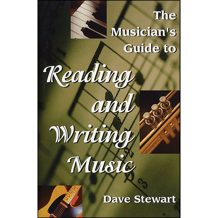 Backbeat BooksMusician's Guide To Reading & Writing Music
