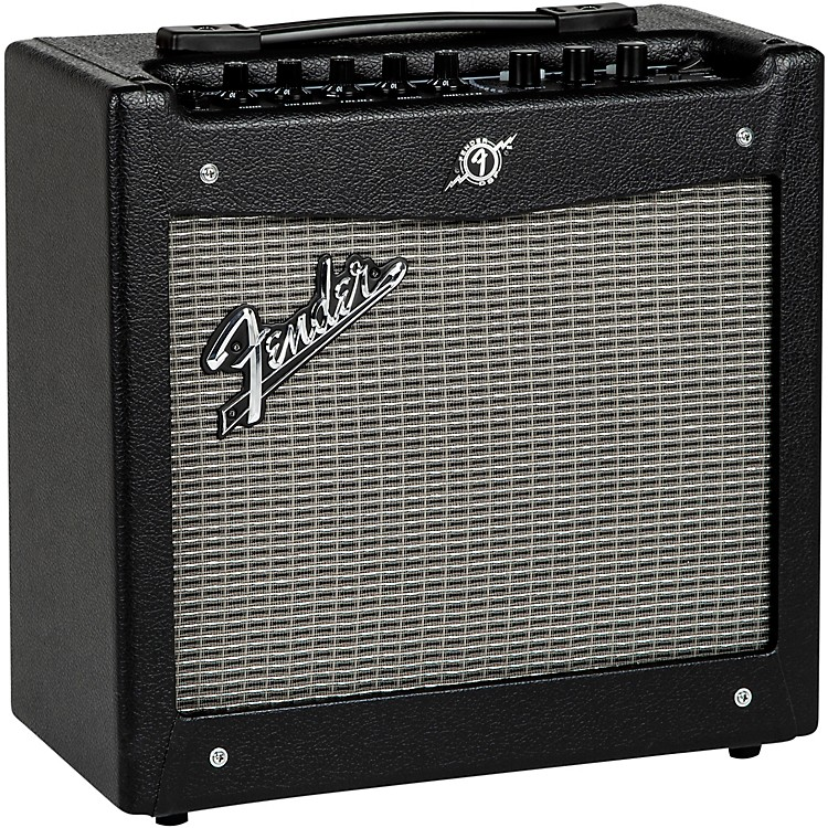 FenderMustang I V.2 20W 1x8 Guitar Combo AmpBlack