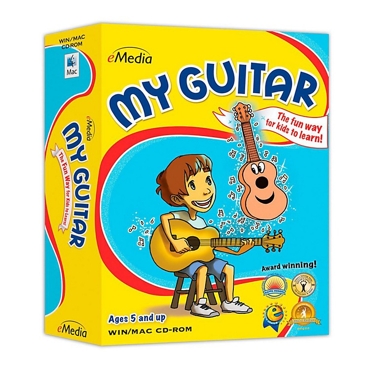 Emedia My Acoustic Guitar (CD-ROM)