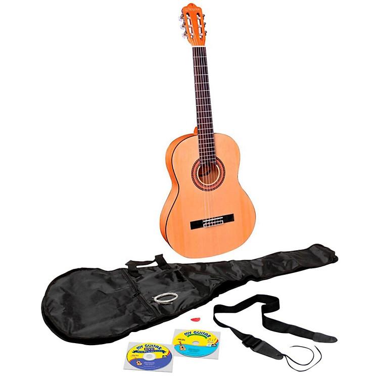 EmediaMy Acoustic Guitar Starter PackNatural0.5