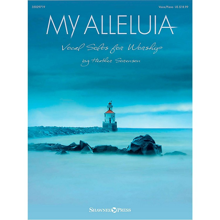 Hal LeonardMy Alleluia - Vocal Solos For Worship Vocal Solo Book with Piano Accompaniment