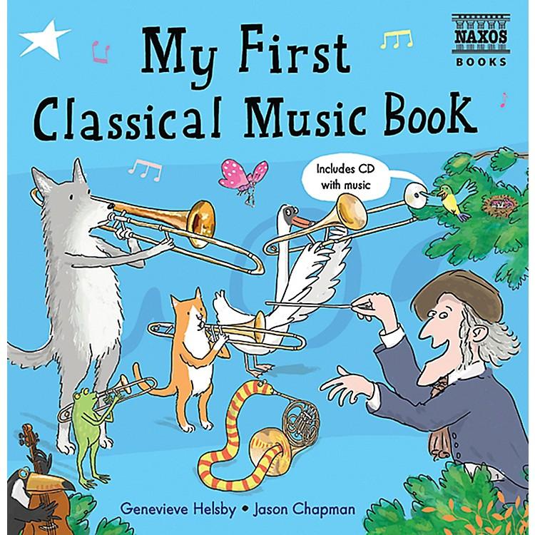 AlfredMy First Classical Music Book & CD