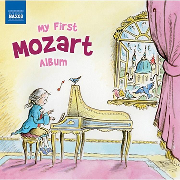 AlfredMy First Mozart Album CD