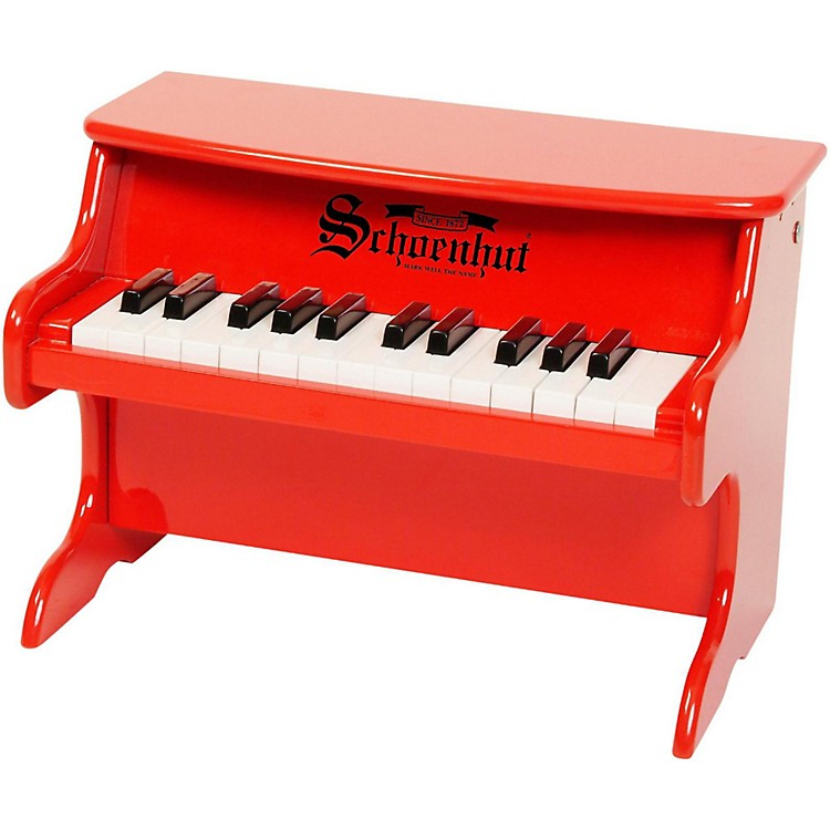 Schoenhut My First Piano II Red