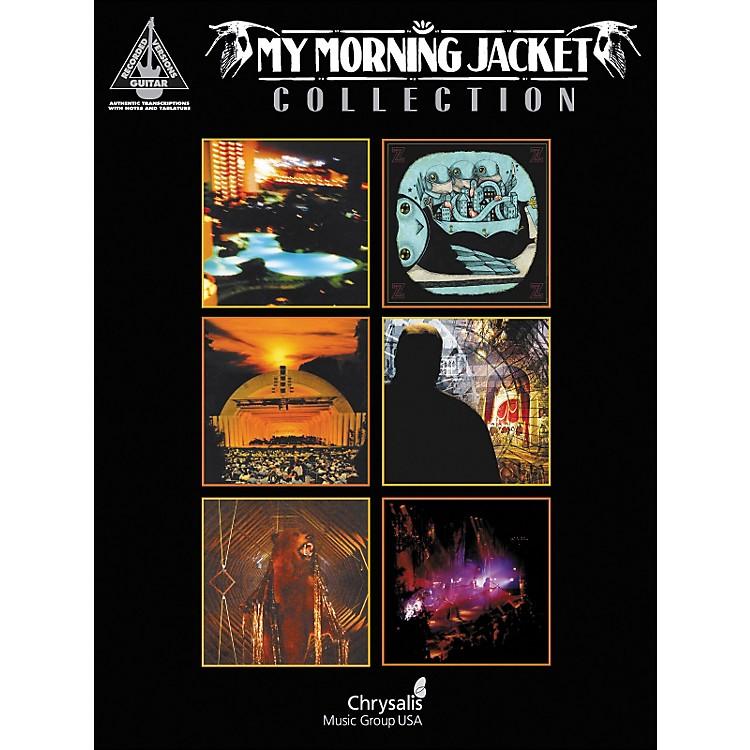 Hal LeonardMy Morning Jacket Guitar Collection Tab Book