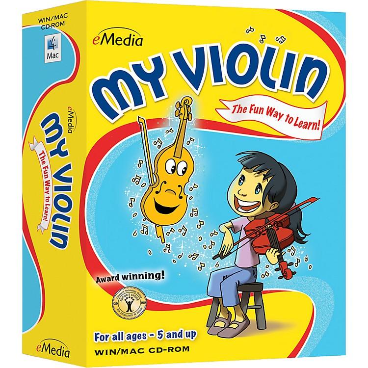 eMediaMy Violin (CD-ROM)