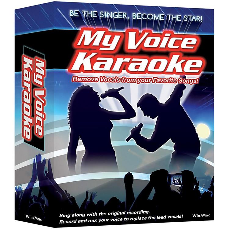 EmediaMy Voice Karaoke CD