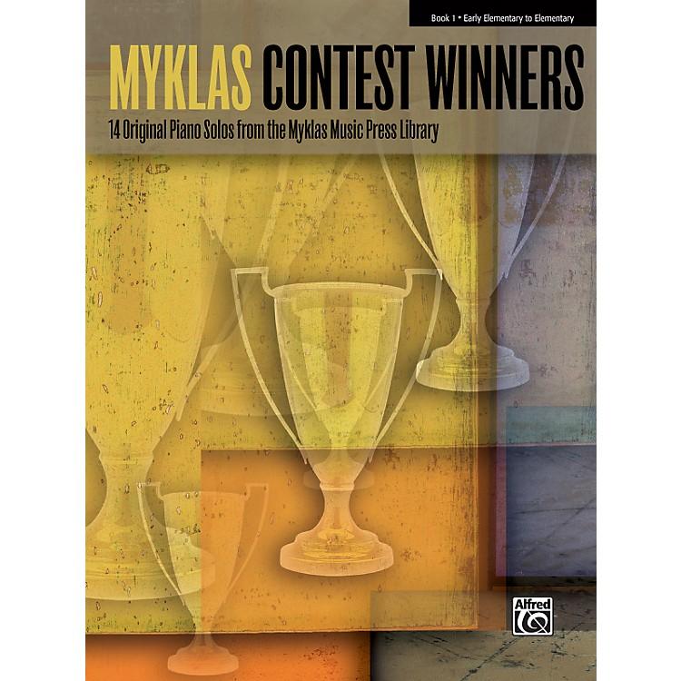 AlfredMyklas Contest Winners Book 1