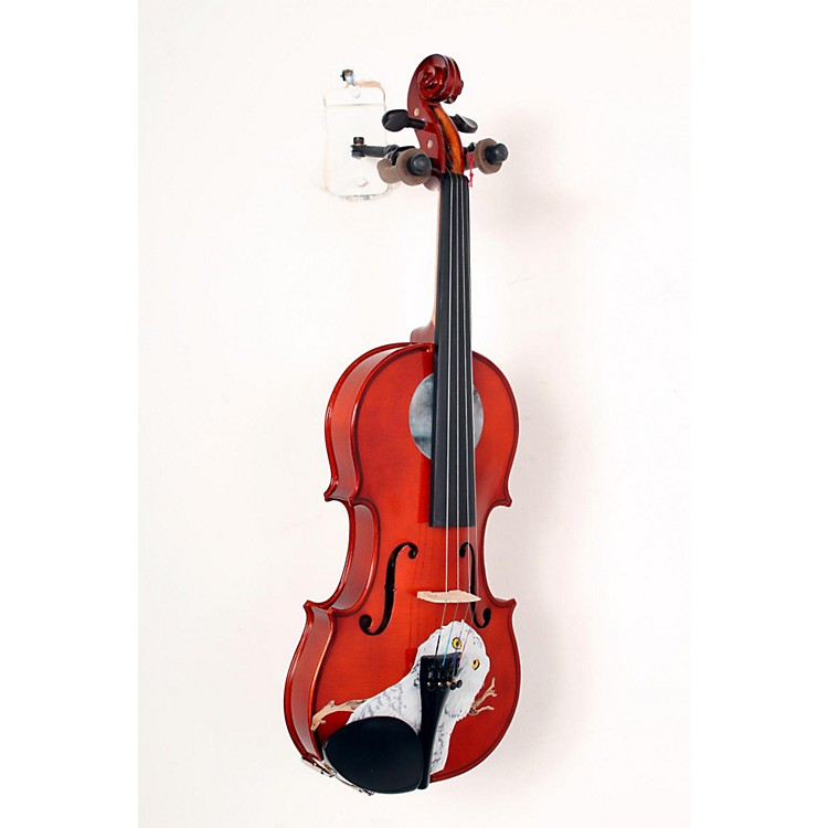 Rozanna's Violins Mystic Owl Series Violin Outfit 4/4 Size 888365766379