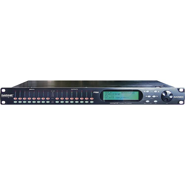 SabineNAV8800 Navigator System Processor