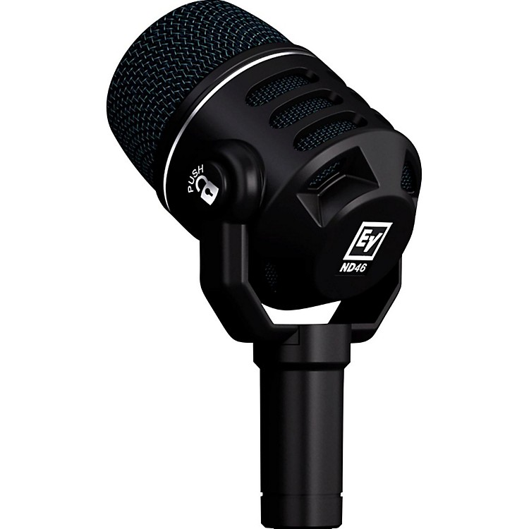 Electro-Voice ND46 Dynamic Supercardioid Instrument Microphone