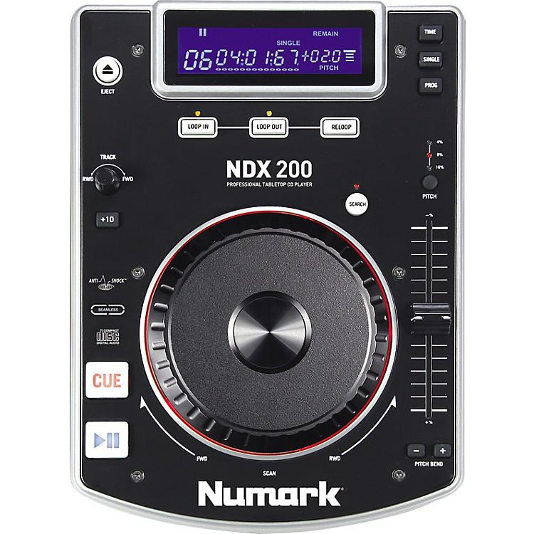 NumarkNDX200 TABLETOP CD PLAYER