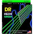 DR Strings NEON Hi-Def Green SuperStrings Light Electric Guitar Strings