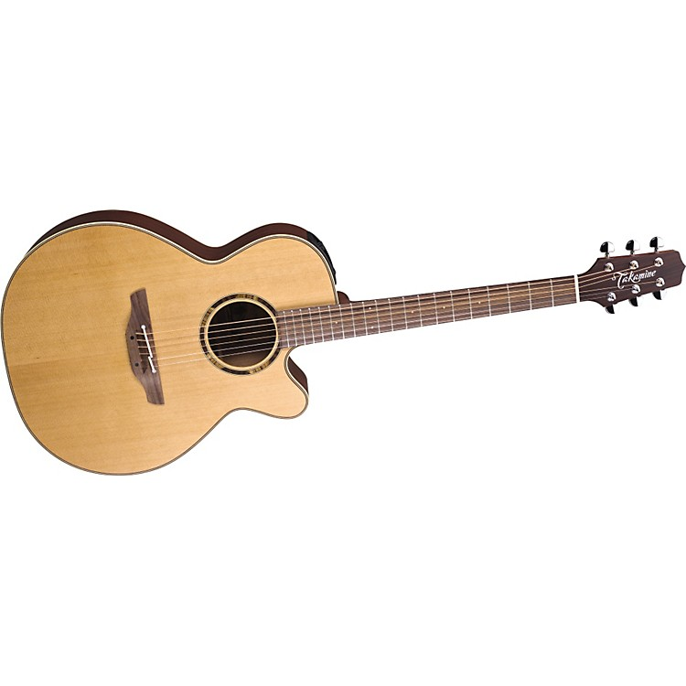 Takamine NEX ETN40C Acoustic-Electric Guitar Satin Natural