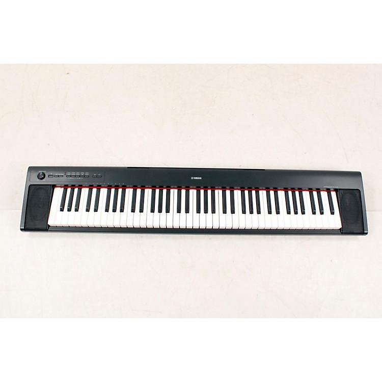 YamahaNP32 76-Key Piaggero Portable KeyboardBlack888365805481